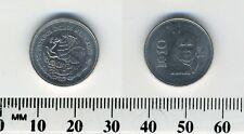 Mexico 1985 - 10 Pesos Stainless Steel Coin - Miguel Hidalgo y Costilla