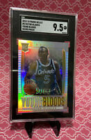 POP 2! 2013-14 Panini Select Young Bloods Silver Holo RC #5 SGC 9.5 Comp PSA Wow