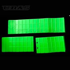 URAS Tire Ramps For Lowered Vehicles Left & Right Set 2-Piece Construction