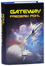 Frederik Pohl-GATEWAY (1977)-1ST US ED, NEAR FINE/NEAR FINE, HUGO AWARD WINNER