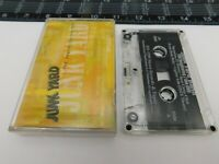 Rare Junk Yard Band Cassette The Beginning / The End Audio Tape JY2060 C9-3