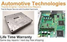 89661-42621 TOYOTA RAV4  ECU ECM  REPAIR SERVICE.  Automatic Gear Box Faults