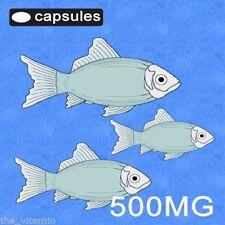 Omega 3 Fish Oil (500mG) 365 Kapseln' ' (L)