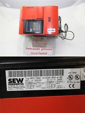 SEW movitrac 31C040-503-4-00 Frequenzumrichter 6,6 KVA inverter 8263361
