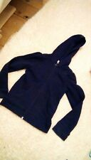 H&M Girls Navy Jacket school PE or Everyday Wear Age 6-8