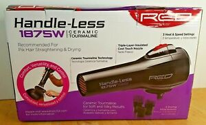 Red By Kiss Professional Handle Less Ceramic Tourmaline Hair Dryer