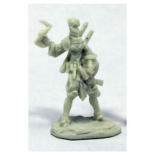 RPG Miniatures Reaper Minis Pathfinder Bones: Reiko, Iconic Ninja