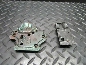 1966 1967 BUICK SKYLARK SPECIAL GS TRUNK LATCH WITH LOCK FOR CYLINDER
