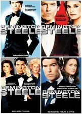 Remington Steele: The Complete Series - Seasons 1 2 3 4 5 [DVD Box Set, 17-Disc]