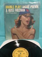 André Previn & Russ Freeman – Double Play! -- VINTAGE VINYL LP