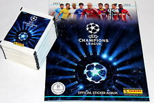 PANINI UEFA CHAMPIONS LEAGUE 2013/2014 13/14 – 50 cartocci packets + empty Album