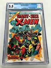 Giant Size X-Men #1  Marvel Comic Book, CGC 5.5, 1st Storm App. KEY, 1975
