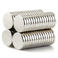 25pcs Super Strong Neodymium N52 Grade 12 X 2mm Rare Earth Magnets Round Disc