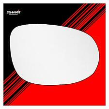 Heated Back Plate Replacement Mirror Glass - Summit SRG-803BH - Fits Ford Ka RHS