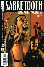 Sabretooth - Mary Shelley Overdrive (2002) #1 of 4