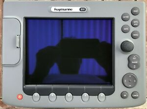 Raymarine E80 Kartenplotter E02011 mit SeatalkNG für Navionics CF-Card,  AIS ...