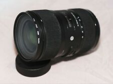 Objetivo Sigma Art AF 18-35mm f1.8 DC para Nikon