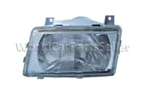 SAAB 9000 CS 5DR 1987-1992 Headlight Lens Glass LEFT LH