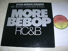 Peter Herbolzheimer more Bebop RC & B * MINT *