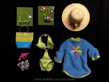 INTEGRITY TOYS IPANEMA INTRIGUE OUTFIT POPPY PARKER COLLECTION NIB