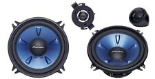 "Pioneer TS-H1303 13cm 5.25"" Car Component speakers Custom Fit 130w"