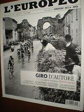 L'Europeo.Giro d'autore, giro d'Italia,Giorgio bocca, Tommaso Besozzi,iii