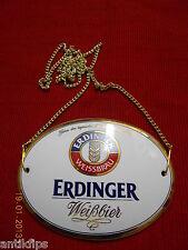 Erdinger Weissbier Zapfhahnschild P380