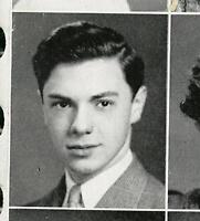 """ALAN FREED High School Yearbook SENIOR Year  Hot Wax The """"Father"""" of Rock & Roll"""