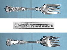 Gorham Sterling Serving Fork (L/A/G) ~ Buttercup ~ No Mono