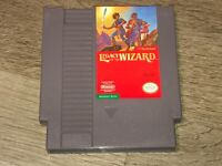 Legacy of the Wizard Nintendo Nes Cleaned & Tested Authentic