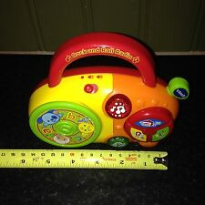 Vtech Rock Roll Radio Baby Musical Toy