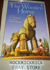 MY READING LIBRARY BOOK - THE WOODEN HORSE 48 PAGE BOOK (BRAND NEW)