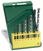Bosch X-Line Metall- Steinbohrer Set 9tlg. Spiralbohrer Bohrer 2607019443