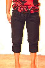 pantalones cortos de mujer LE TEMPS DES CERISES talla 27W (36/38) TODO NUEVO