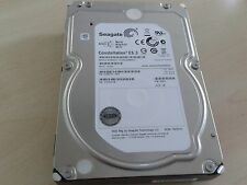 "SEAGATE Constellation ES.3 2TB ST2000NM0023 7.2K 3.5"" 6G SAS HDD Garantie"