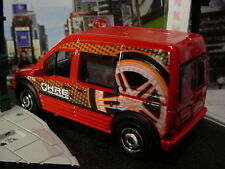 2015 CITY ADVENTURE Design FORD TRANSIT CONNECT 2010☆Red; HRE☆LOOSE☆Matchbox