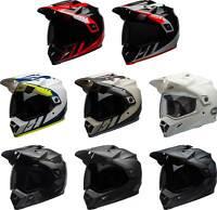 Bell MX-9 Adventure MIPS Helmet - MX Motocross Dirt Bike UTV Enduro Dual Sport