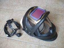 3M Speedglas 9100XX SW FX Darkening Helmet w/ Side-Windows Hornell Speedglass