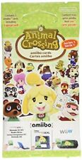 Nintendo carte Amiibo Animal Crossing Serie 1