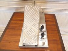 MUSICIAN SOUND DESIGN AUTOMAGIC SILVER MACHINE WAH WAH PEDAL PEDAL. AMAZING!!!