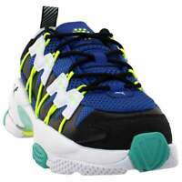 Puma Lqdcell Omega Lace Up Sneakers  Casual   Shoes - Black - Mens