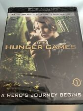THE HUNGER GAMES****4K ULTRA HD BLU-RAY****REGION FREE****NEW & SEALED