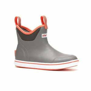 "Xtratuf Women's Salmon Sisters 6"" Ankle Deck Boot XWAB-700"