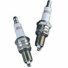 Two (2) Genuine/New Harley Davidson 5R6A Spark Plugs EVO MADE IN USA