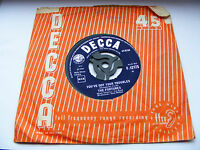 "Fortunes   You've  Got  Your  Troubles  /   I've  Got  To  Go   1965  7""  Vinyl"