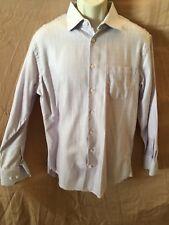 Neiman Marcus Trim Fit Shirt LS Size 16 34/35