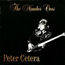PETER CETERA (CHICAGO) - THE NUMBER ONES CD BRAND NEW & SEALED!