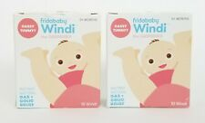 Pack of 2 FridaBaby Windi the Gaspasser 10-Pack Each 20 in total