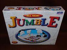 VERY RARE Cadaco Jumble Scrambled Word Game 2001 Cadaco NEW & SEALED