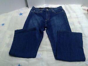 Fabrizio Gianni Stretch Jeans High Rise Women's Size 10